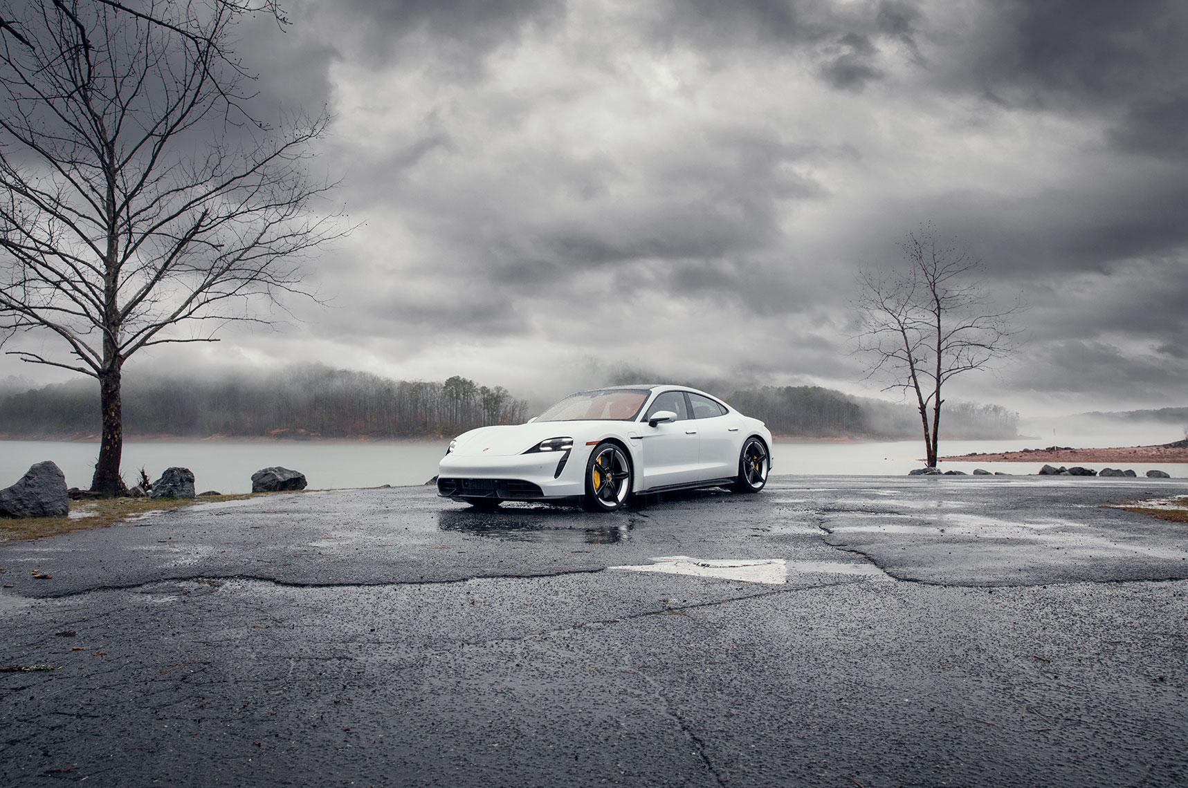 Porsche-Taycan-Road-Track-Commercial-Photoshoot